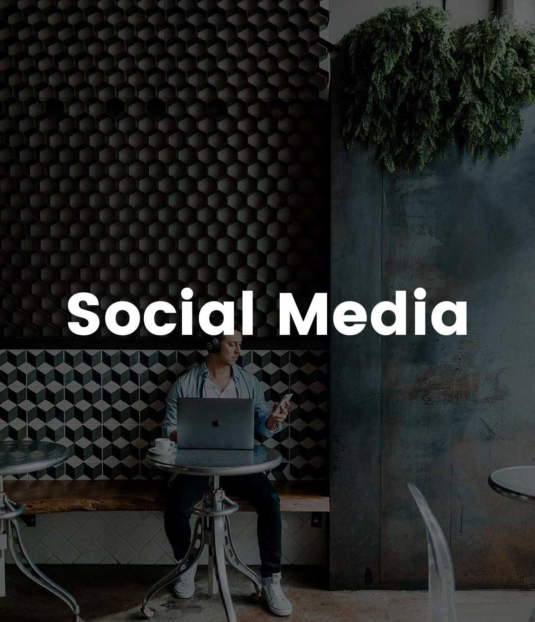 Leistungen Social Media